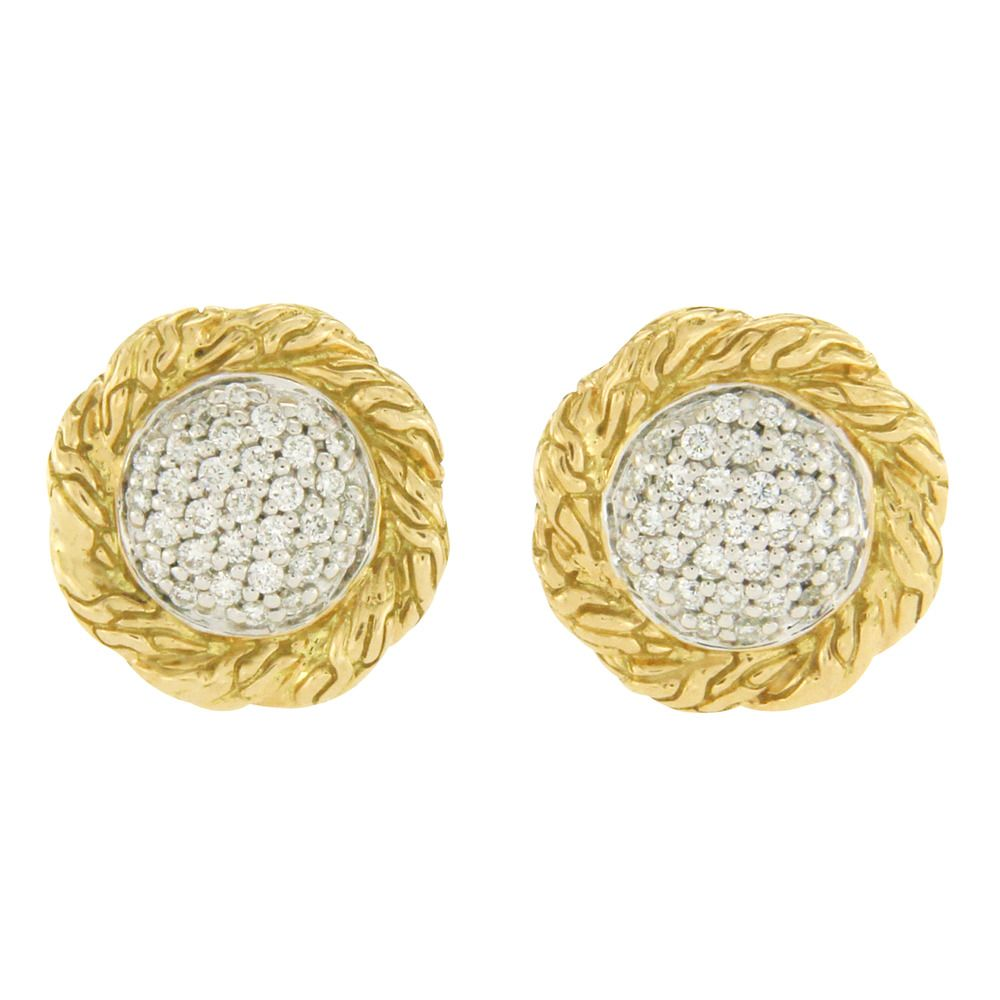von dot product hv johnhardy silang hardy earrings john estate hoop jewelry