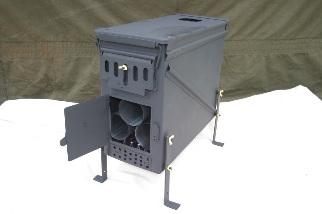 Ammo Can Stove Ammo Can Stove Survival Pinterest