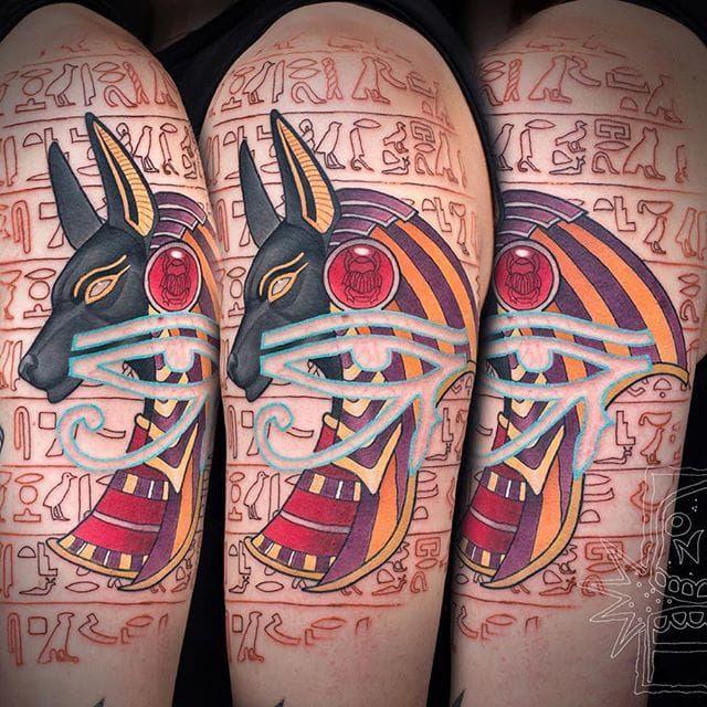 Anubis tattoo | Egypt Tattoos Ideas | Pinterest | Anubis ...