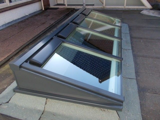 Verri re de toit plat recherche google d co int rieur - Fenetre de toit plat ...
