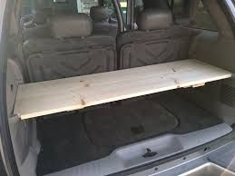 suv cargo shelf google search diy pinterest diy storage rh pinterest com Storage Bins for the Back of a SUV Fit to Any SUV SUV Cargo Covers