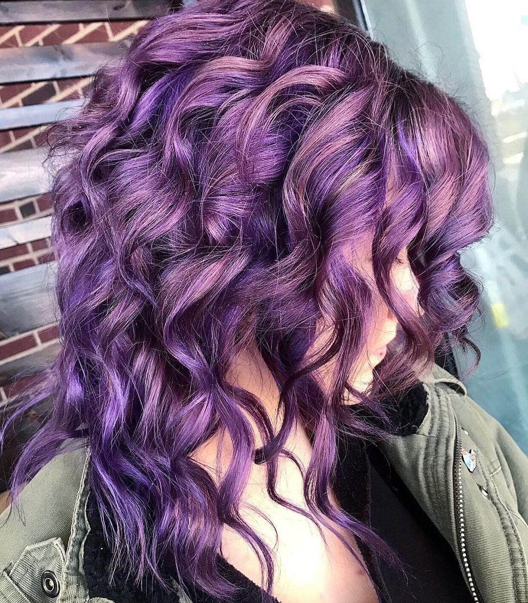 Покраска локонов волос фото