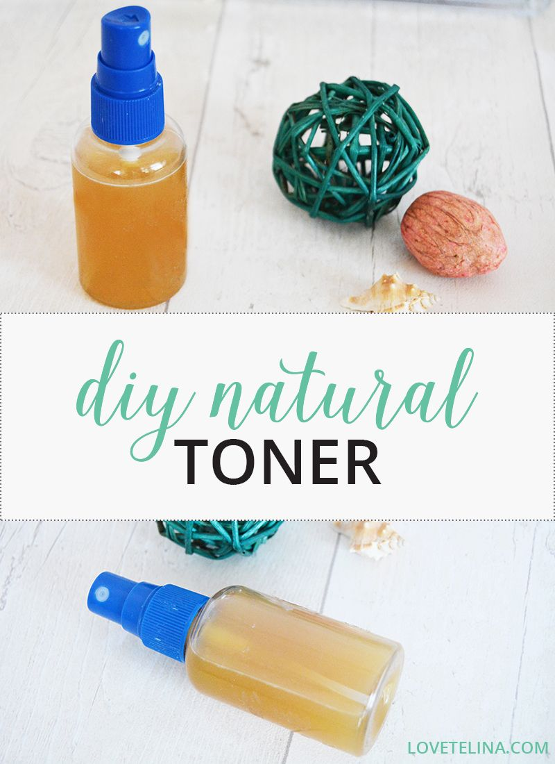 Photo of DIY Natural Toner | Green Tea & Tea Tree Oil – Love, Telina