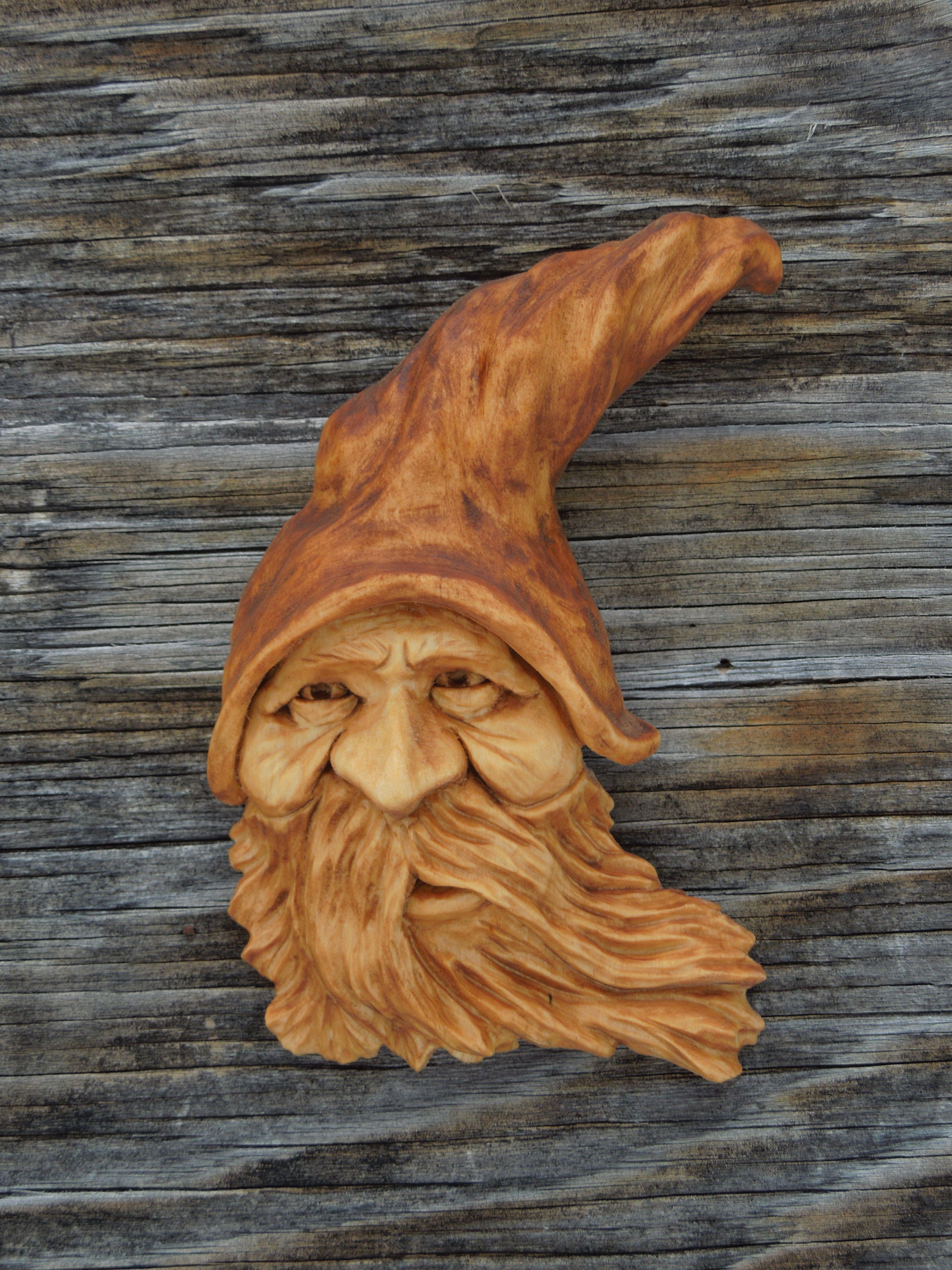 Scott Longpre wood carvings on facebook #Scottlongpre #woodspirit
