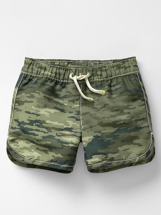 bc8bc0734d6d0 Camo swim trunks Product Image | boy | Baby boy swim trunks, Toddler ...
