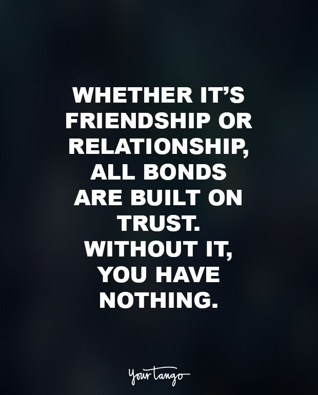 relationship built on trust quotes bible