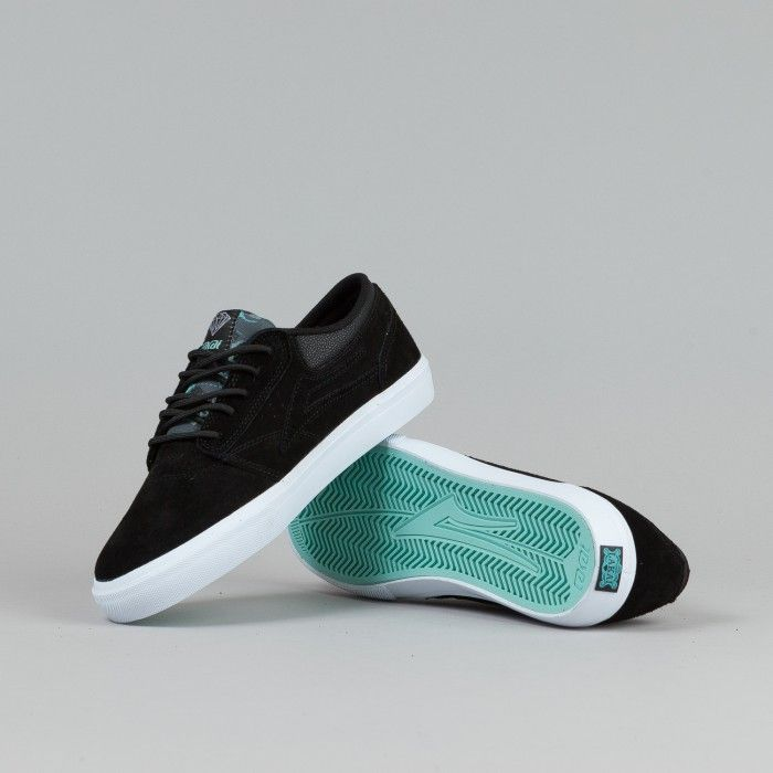 timeless design c241e 21393 Lakai X Diamond Griffin Shoes Black Suede | Flatspot | Shoes | Shoes ...