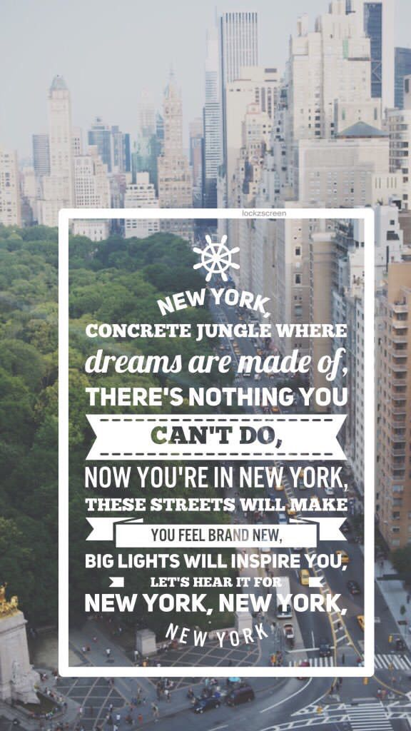 Travel New York Quotes: Empire State Of Mind- Jay Z Ft. Alicia Keys