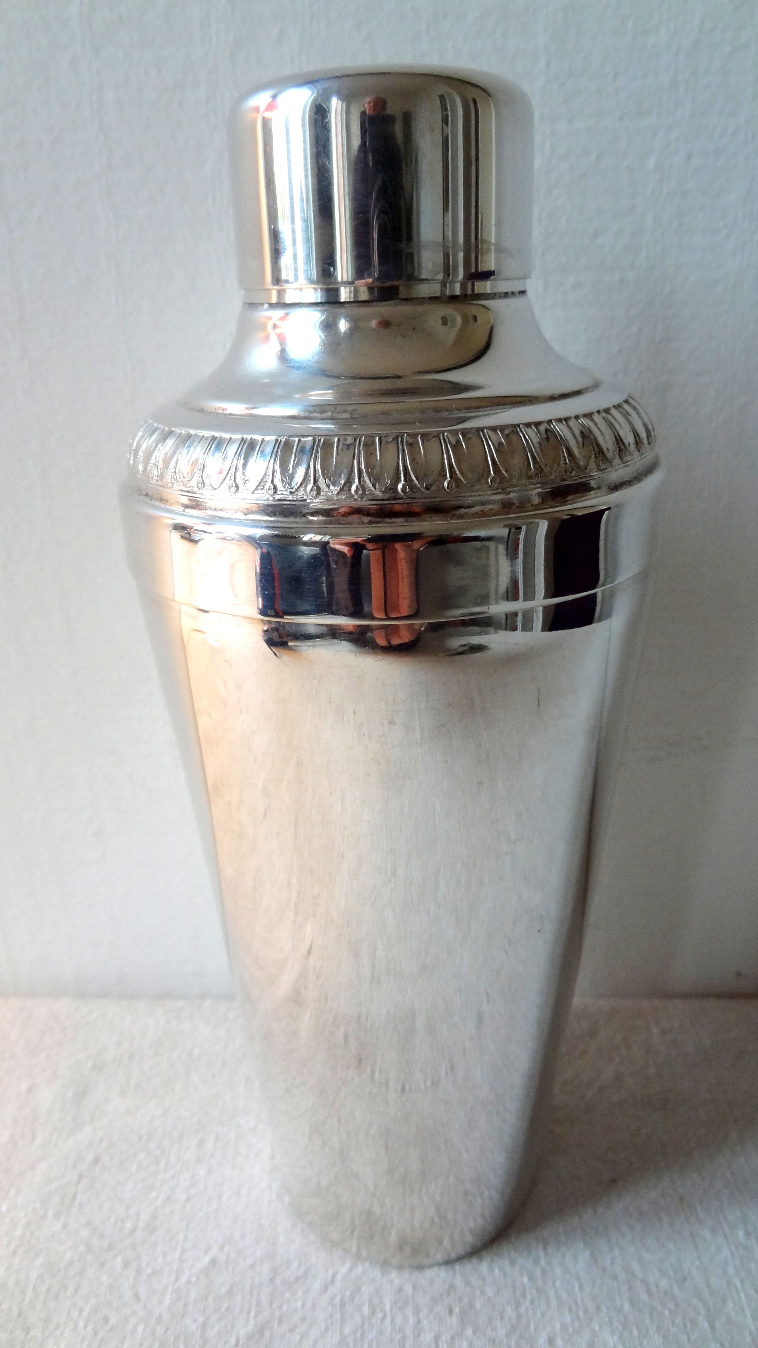 Art Deco Vintage French Cocktail Shaker  $103    Photo by Nancy Todd