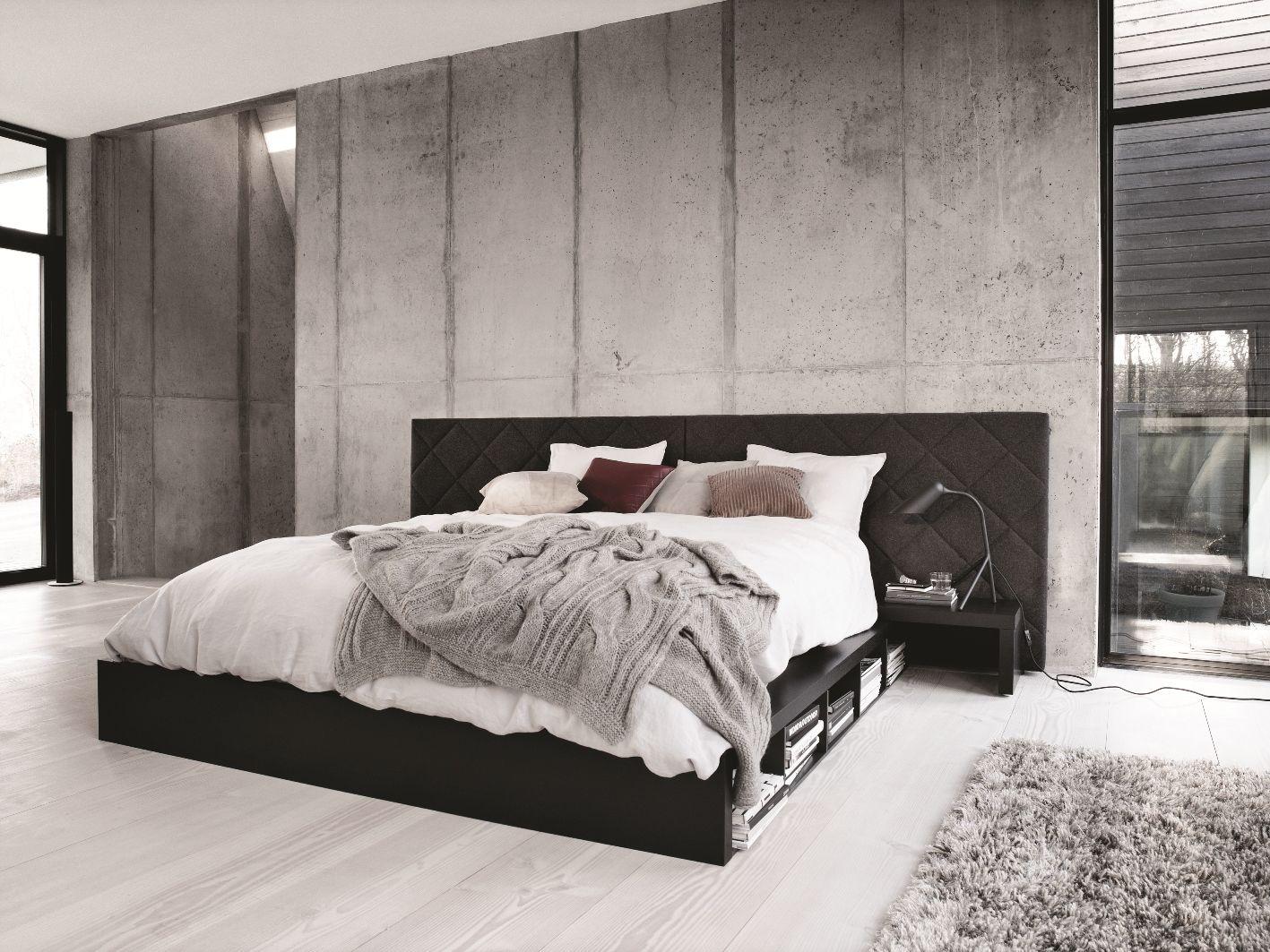 Bo Concept La Garde celebrating 60 years of danish design | modern bedroom