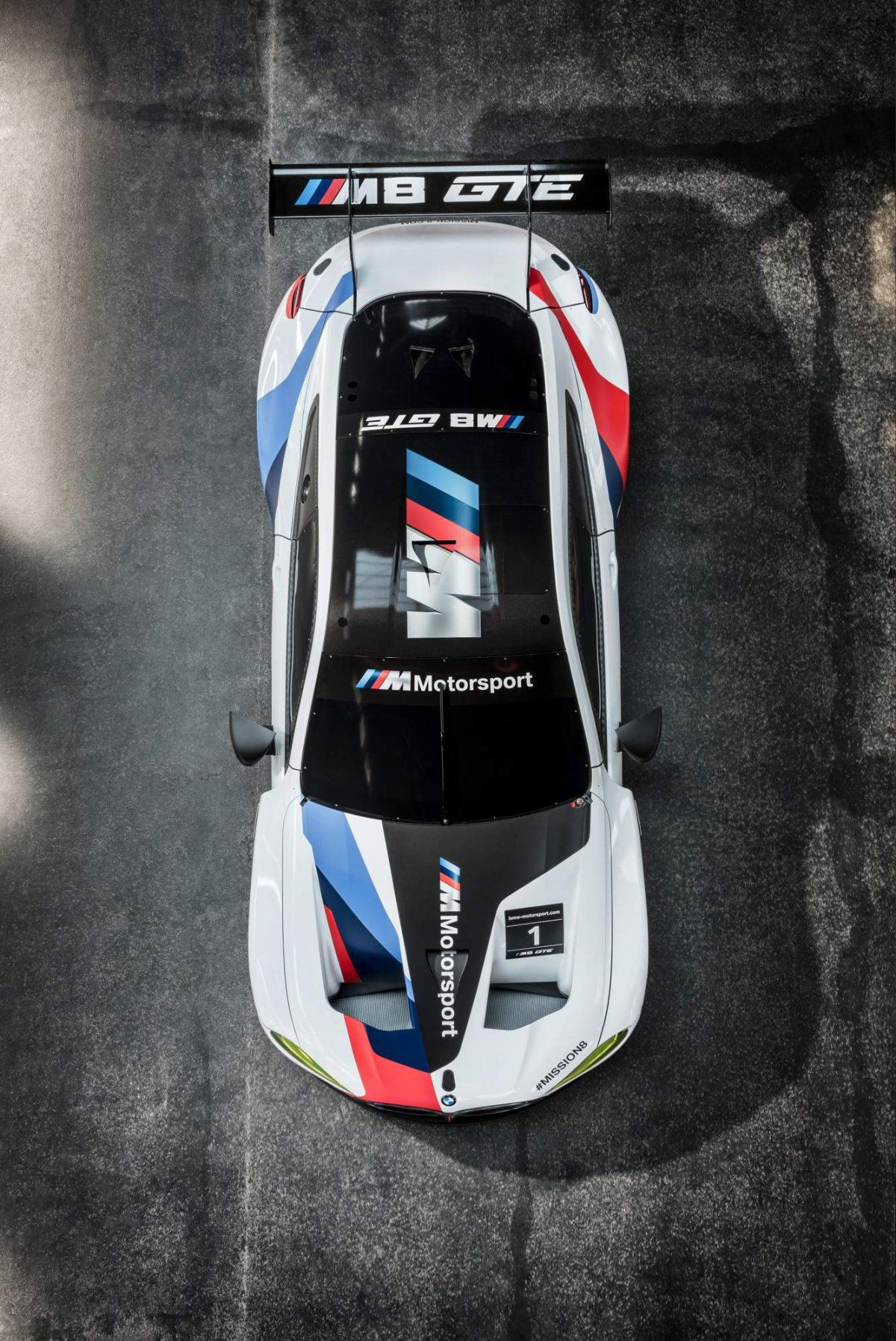 Bmw M8 Gte Endurance Racer Just Can T Wait To Prove Itself At The