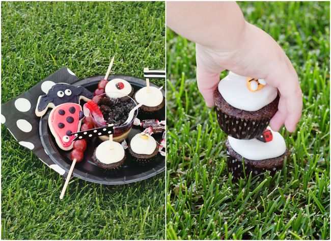 Bug Adventure Birthday Party! » Get Off Your Butt and BAKE
