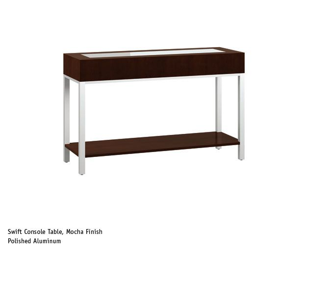 Swift Console Table National Office Furniture