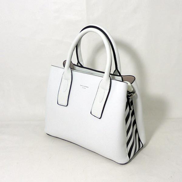 Bolso blanco laterales rayas.  bolso  accesorios  complementos  comprar   compraonline   0a74a03b95e