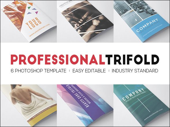100 Free Professional Brochure Template Psd Designs Group Board