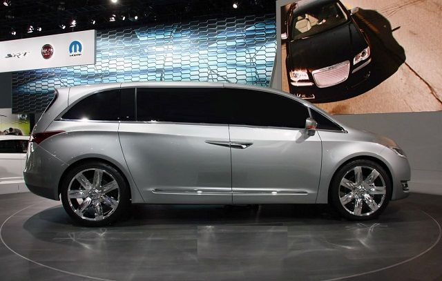 2016 Dodge Vans Chrysler Town And Country Town And Country Minivan Chrysler