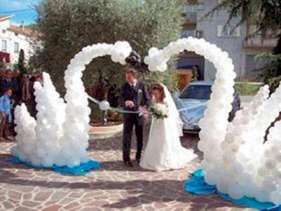 wedding balloon decoration ideas modern interior design