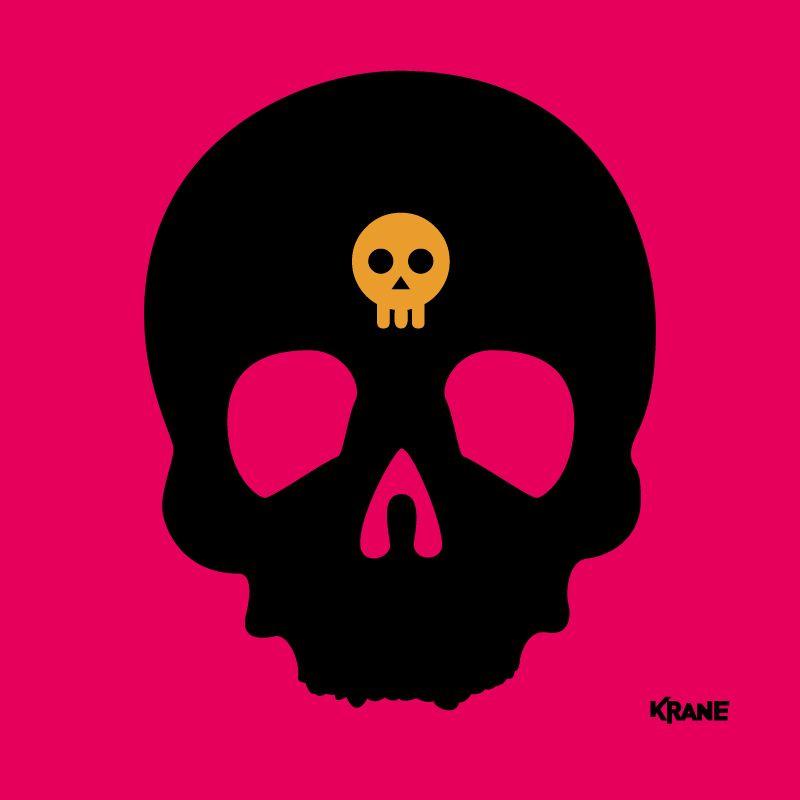 Skully 1/4 (by #krane)