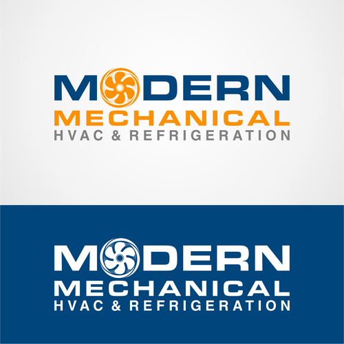 Modern Mechanical Create A Modern Clean And Somewhat Bold Logo For Modern Mechanical We Provide Quality Repair Installation And M Construction Logo