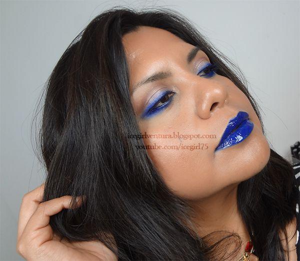 Chromagraphic Marine Ultra. Azul Klein. REVIEW ~ ¡Porque nunca es suficiente!...por IcegirlVentura