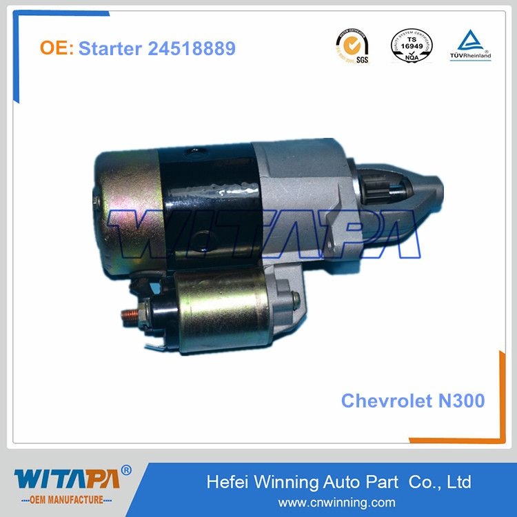 High Quality Oem Chevrolet N300 Spare Parts 4518889 Starter From Manufacture Chevrolet Spare Parts Car Starter