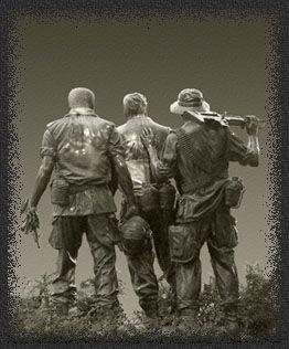 The Vietnam Veterans Memorial Wall Page