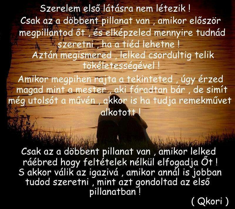első látásra szerelem idézetek Pin by Ernő Nagy on Igazságok | Quotes, Motto, Album