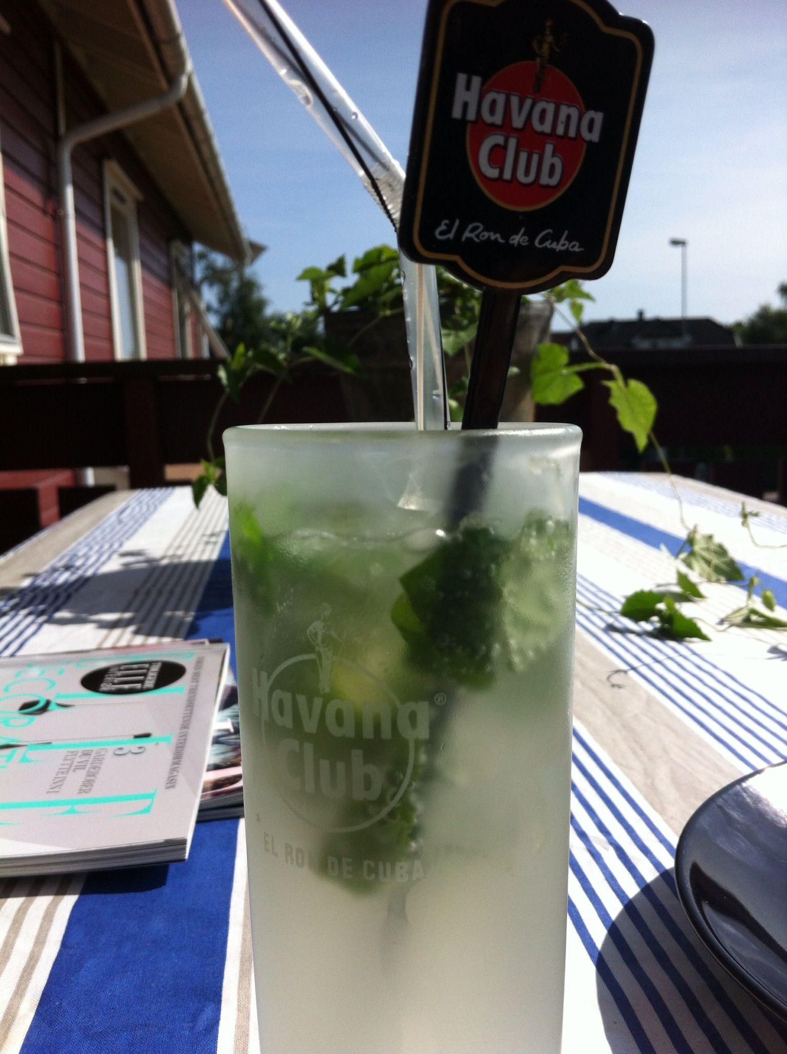 Havana club rum, mynth, diet sprite #mojito