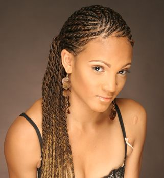 African Braiding Hair Cornrows African Hairstyles Twist Braid