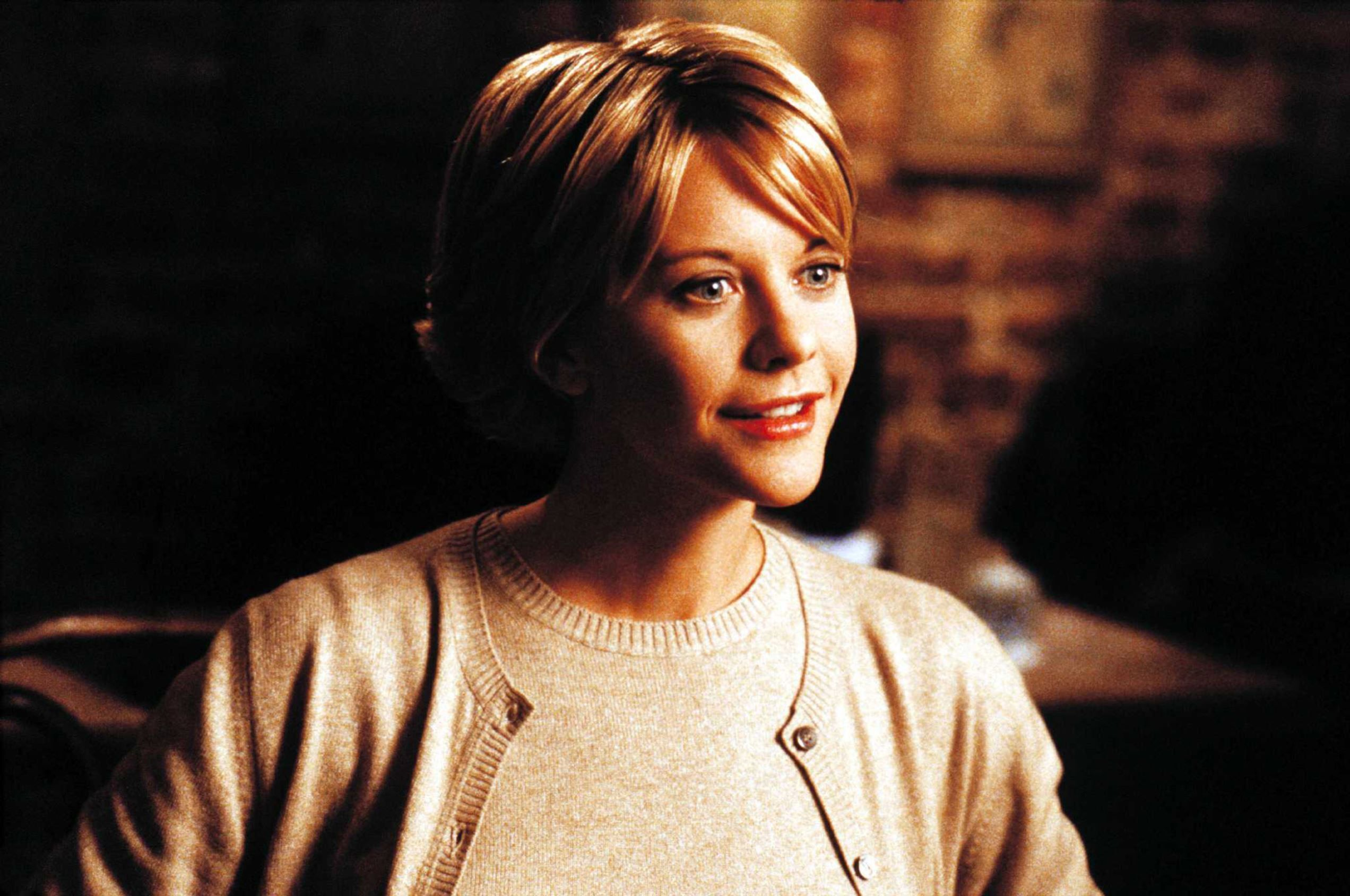 Meg Ryan As Kathleen Kelly Youve Got Mail 1998 Legendary Hair