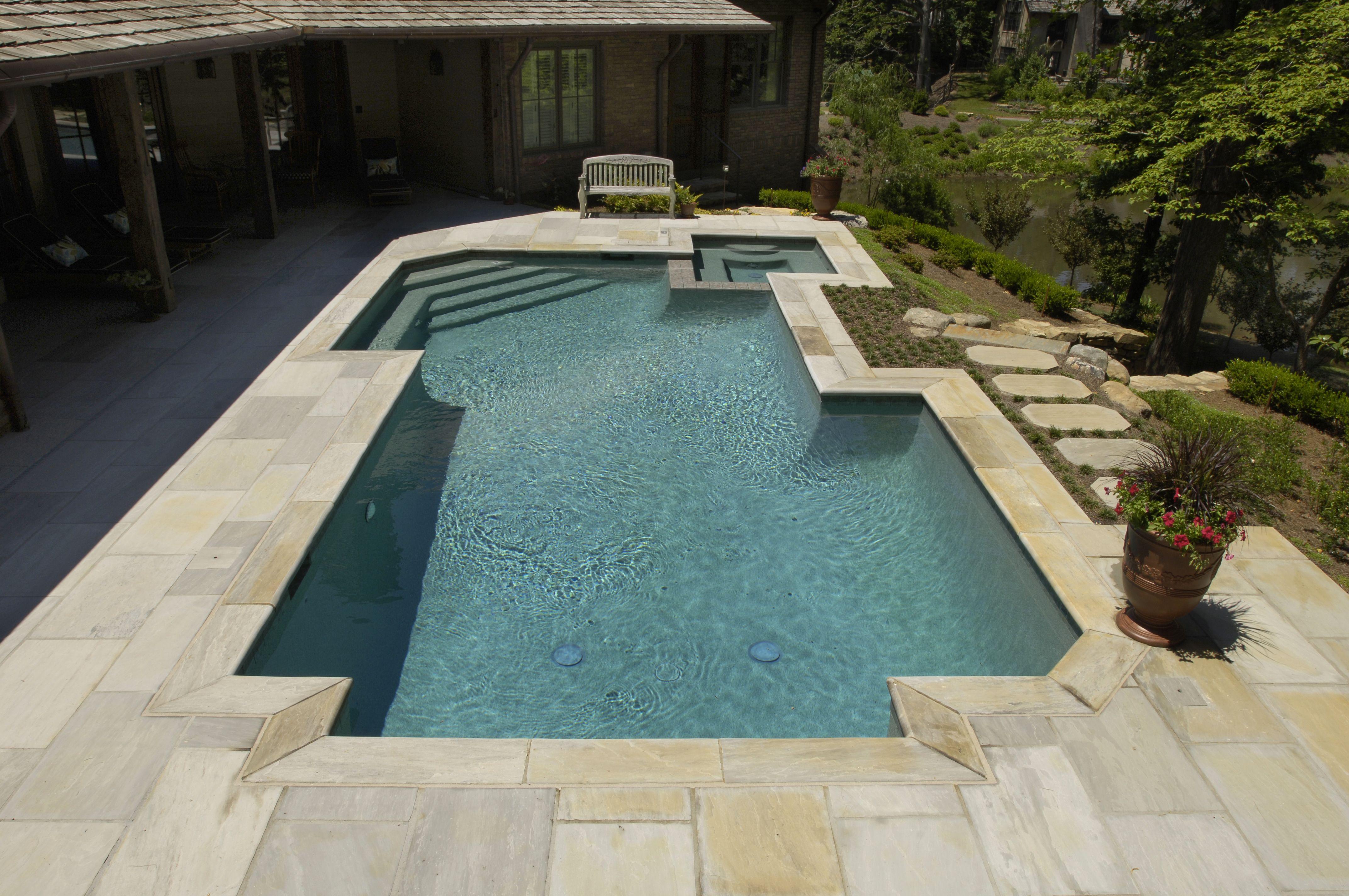 Pin on pool renovation for Pool design ventura