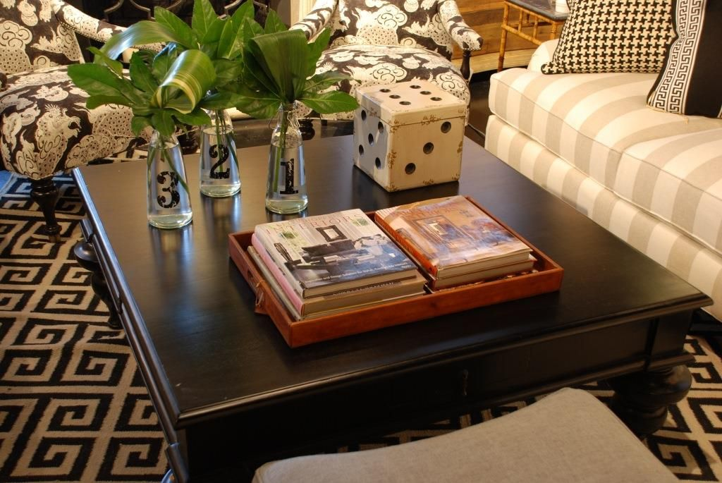 Sensational Summer Looks For Your Coffee Table Decorating