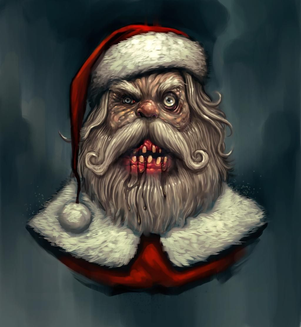 Pin By Parker Stillinger On Scary Christmas Scary Christmas Creepy Christmas Christmas Horror