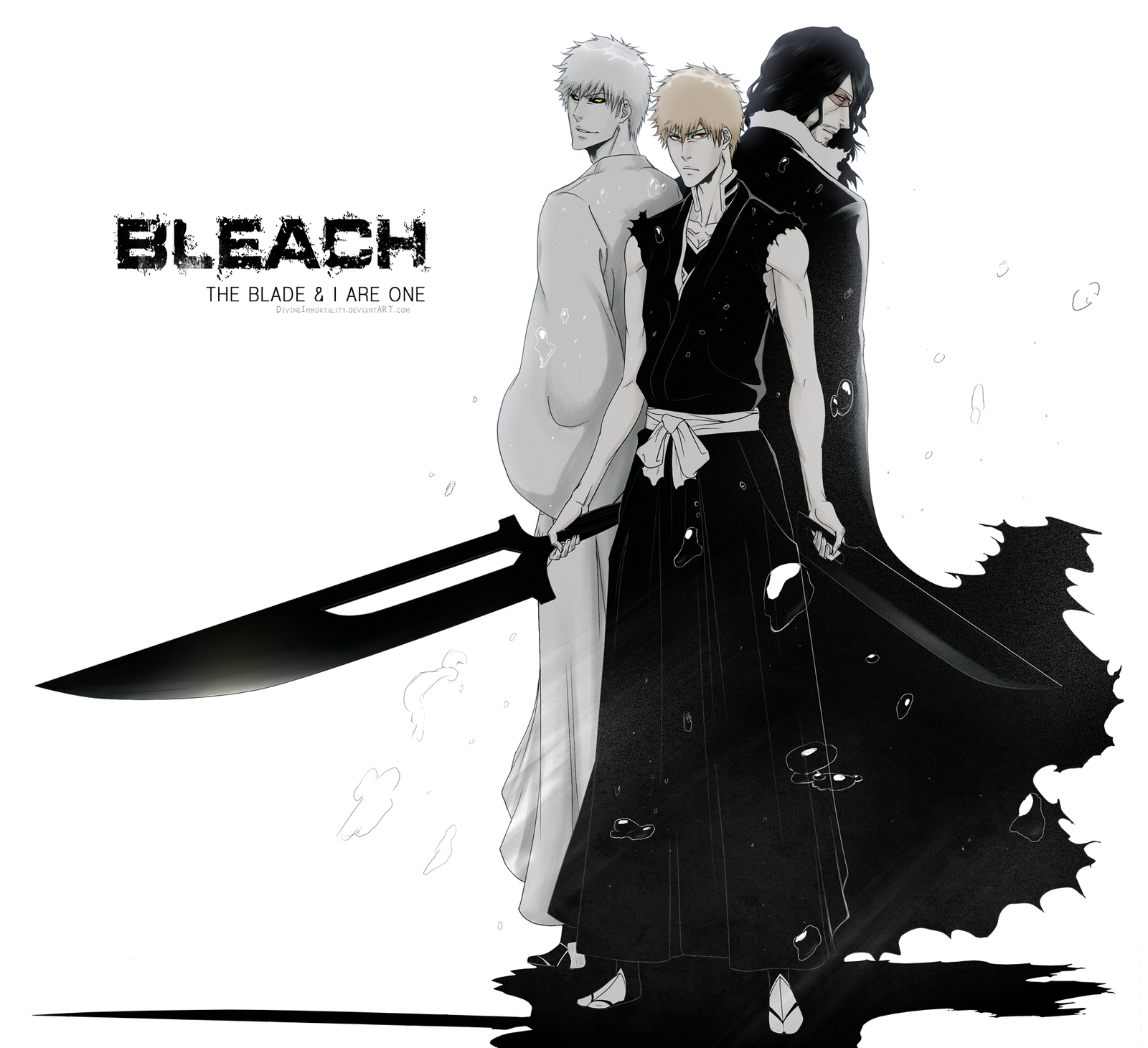 Bleach By Iabeth On Deviantart: BLEACH By DivineImmortality