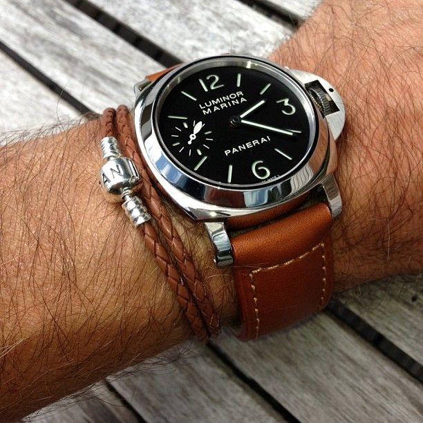 Danish Pandora Bracelet Italian Panerai Watch Totally