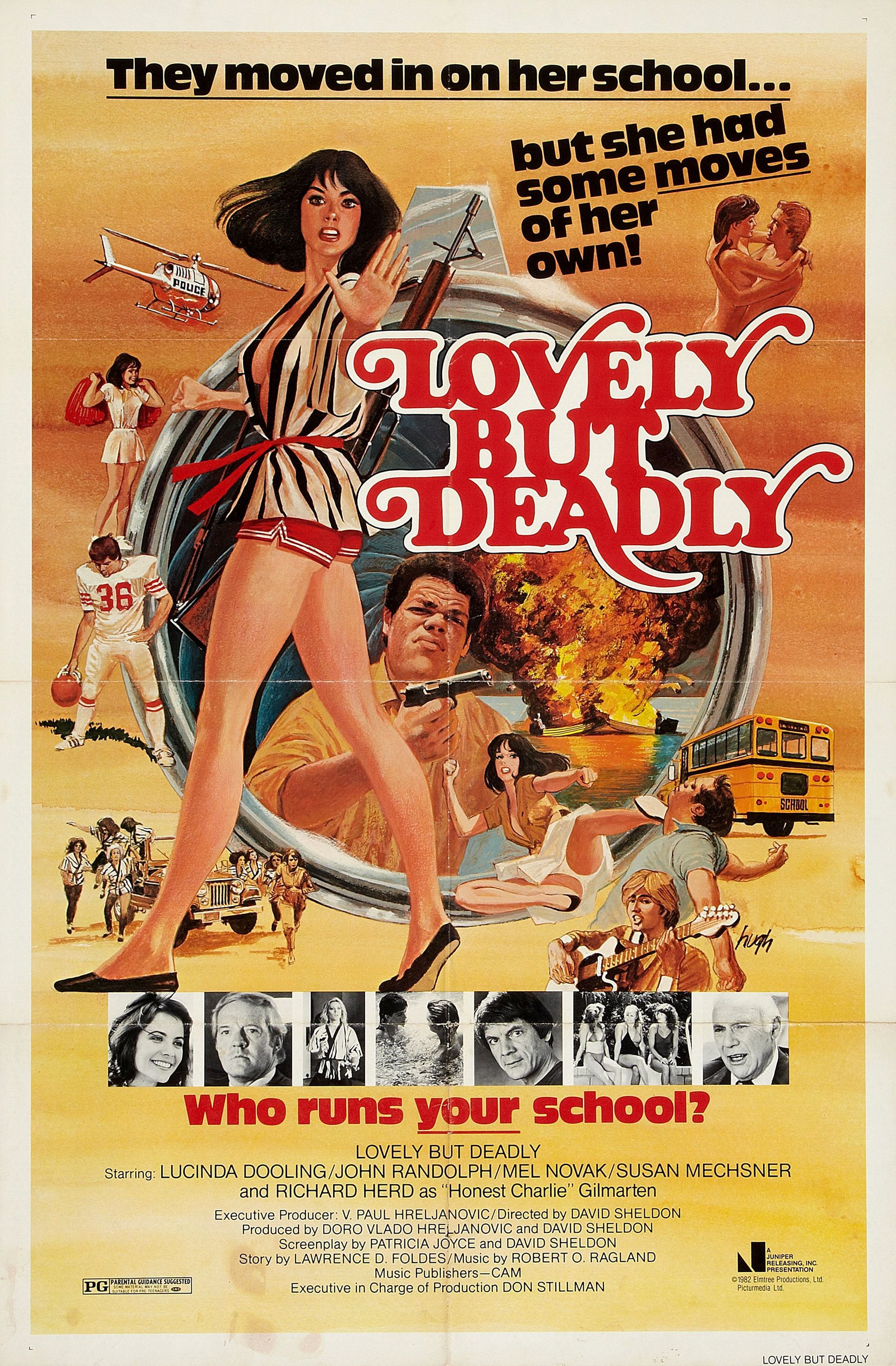 Lovely But Deadly - Lucinda Dooling - USA (1981)