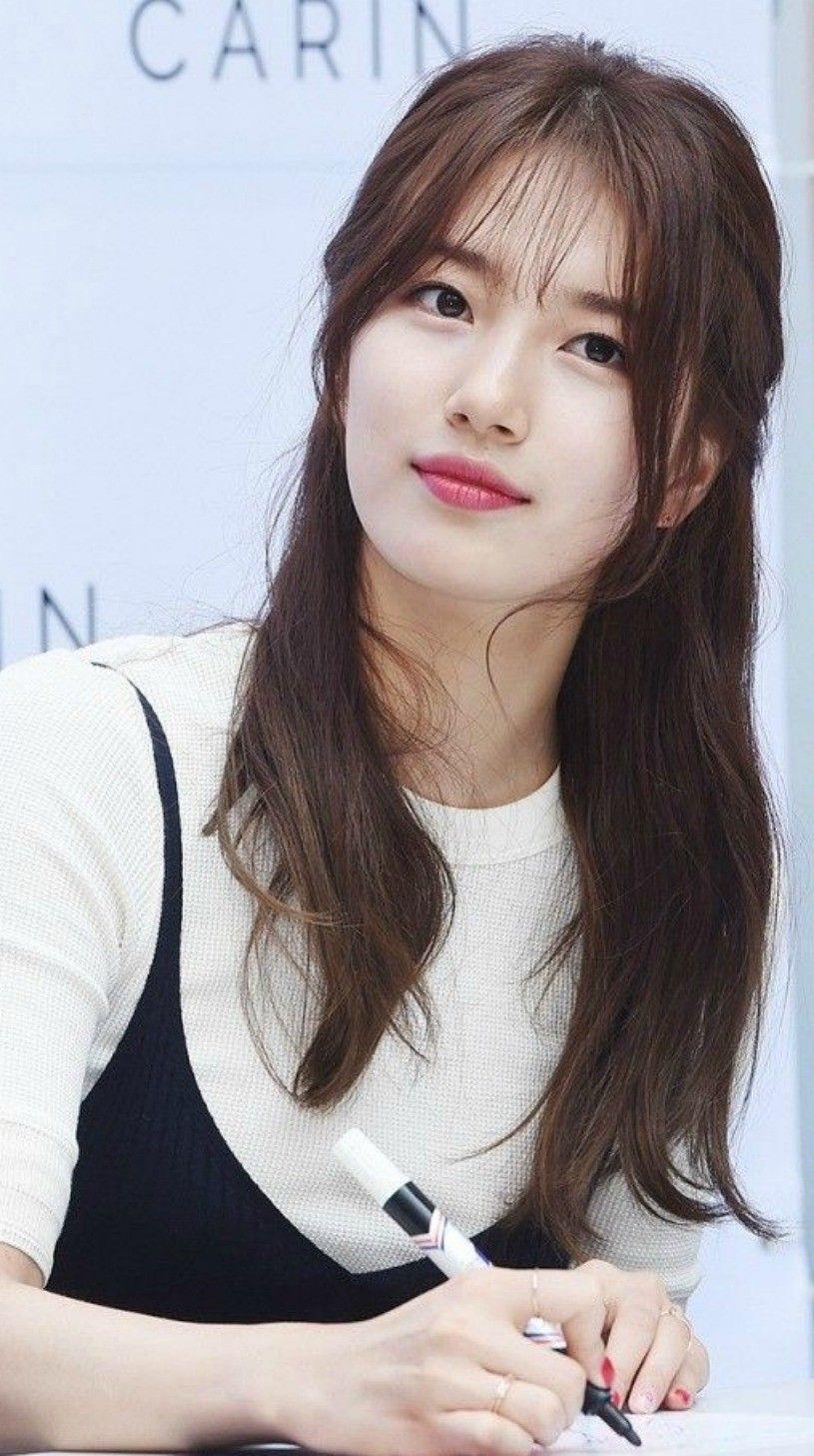 Pin By Mamay On K Idol Korean Short Hair Hair Styles Hairstyles With Bangs