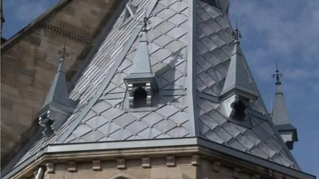 Best Zinc Roof St Catherine's Church In Reutlingen Germany 400 x 300