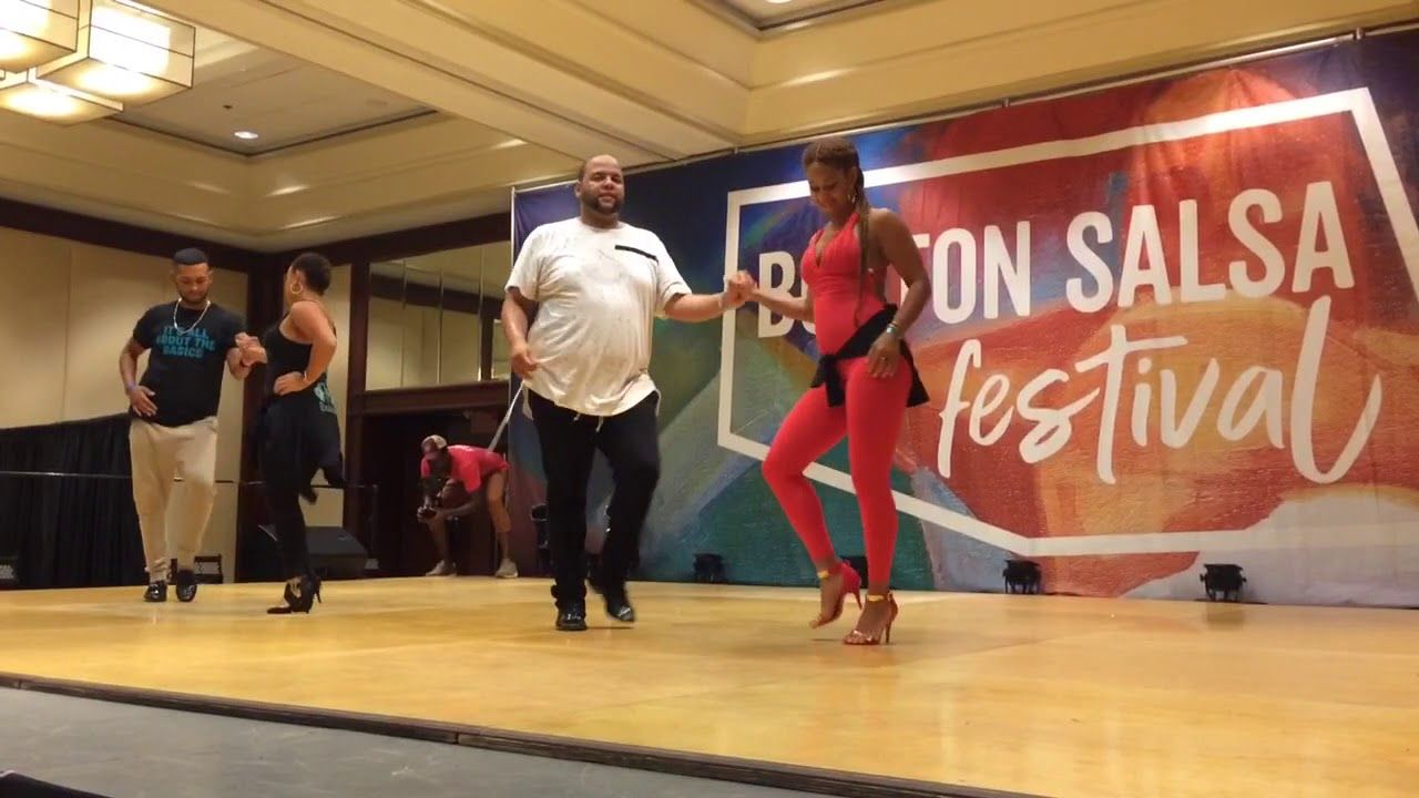 Boston Salsa Dancing Lessons