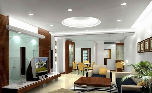Led Panel Light Fixtures Modern And Efficient Home Lighting Ideas Wohnraum Beleuchtung Moderne Wohnzimmergestaltung Wohnraumleuchten