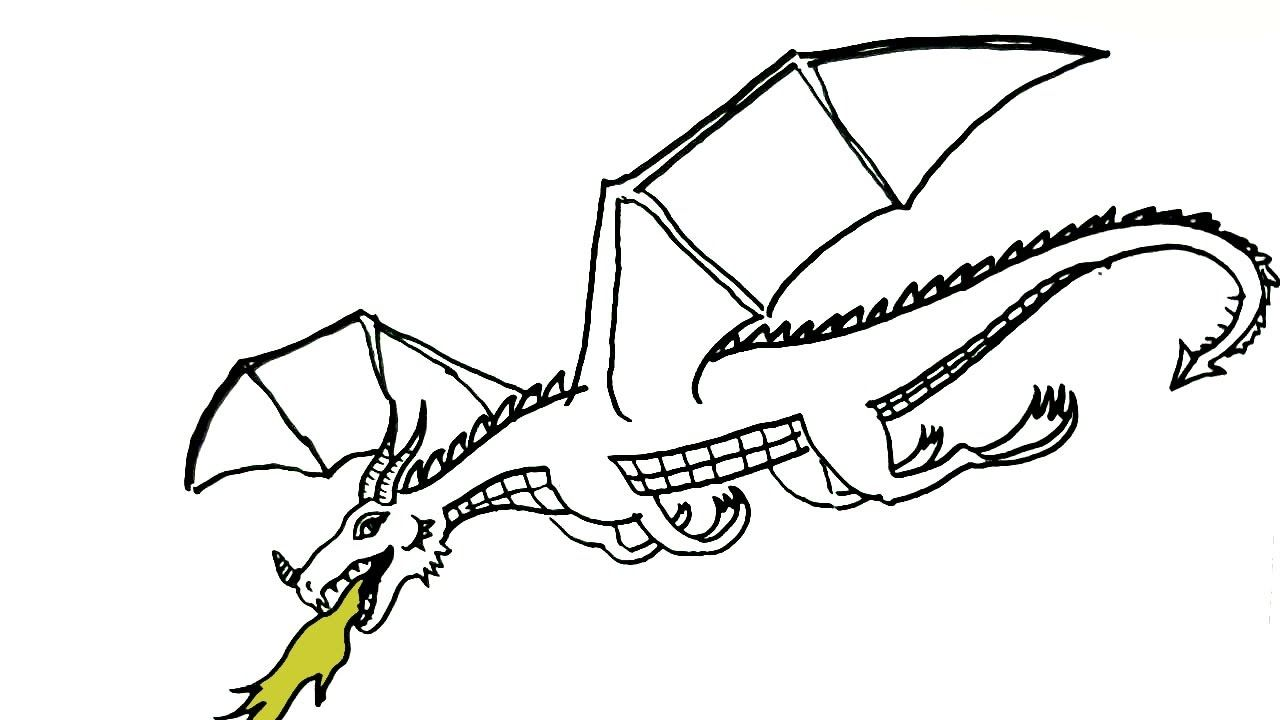 Image result for flying dragon cartoon Dragon drawing