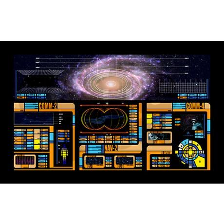 Star Trek NCC-1701 Fast Shipping Wall Poster   30 in x 20 in High Quality