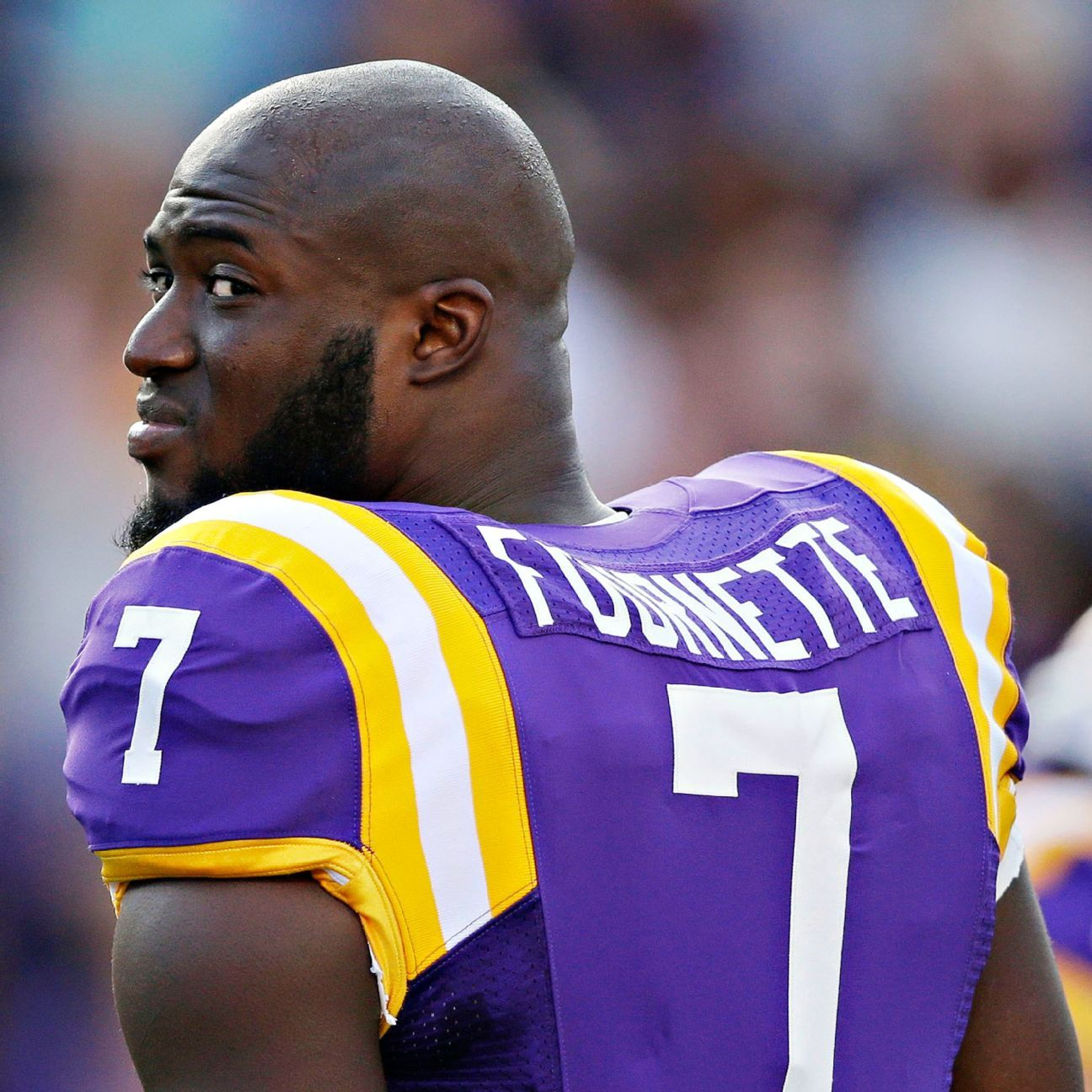 The Exceptional Promise Of Leonard Fournette Lsu Football Lsu Tigers Football Lsu