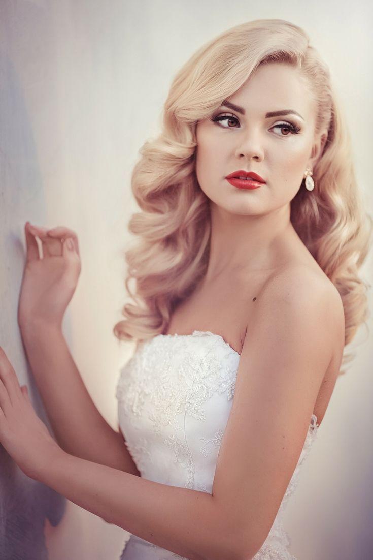 15 Fully Endless Wedding Hairstyles Wedding Hairstyles With Veil Vintage Wedding Hair Wedding Hair Down