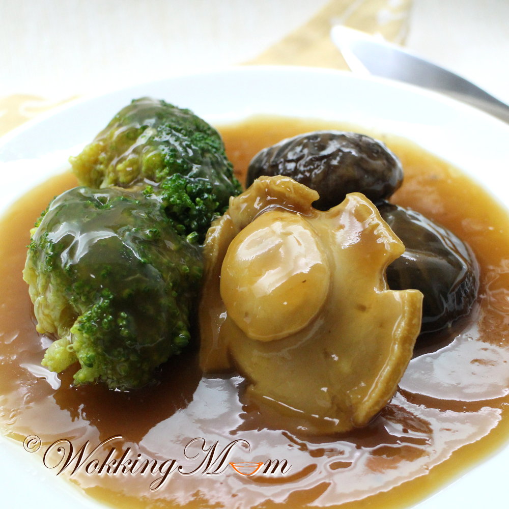 Lets get wokking braised abalone singapore food blog braised abalone singapore food blog on easy recipes forumfinder
