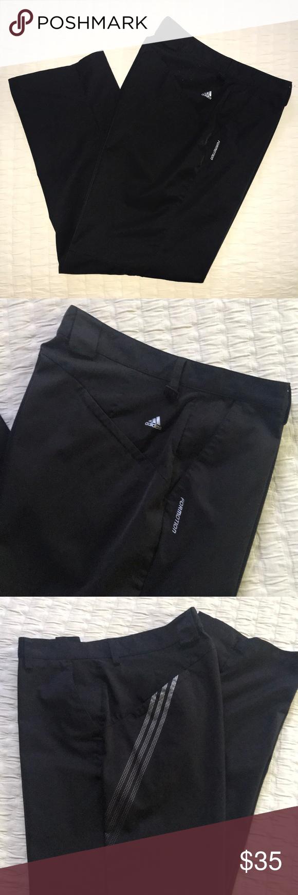 Adidas ClimaCool Formotion Golf Pants 36x32   Golf pants, Clothes ...