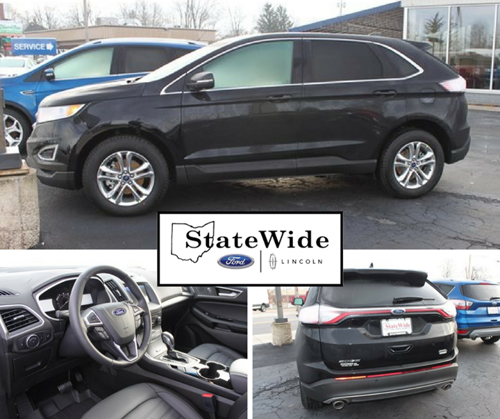 No Introduction Needed Ford Edge Http Bit Ly 2j5cfeh New