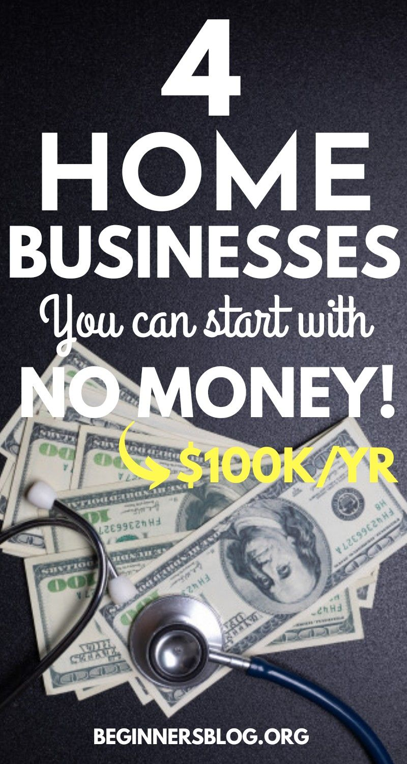 SixFigure Home Businesses Bloggers Can Start From Home in
