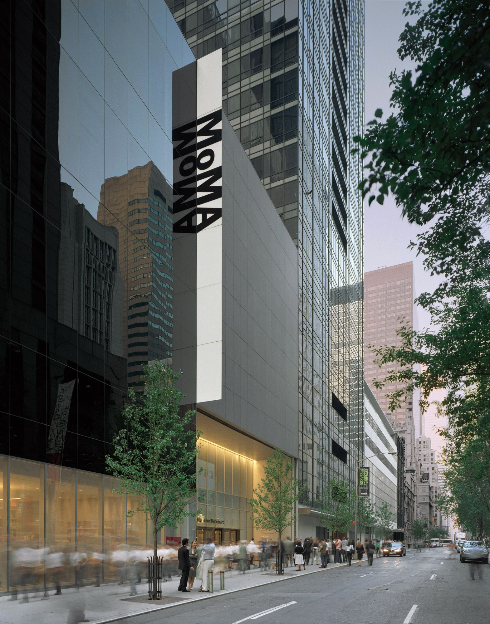 The Museum Of Modern Art Moma Is A Place That Fuels Creativity