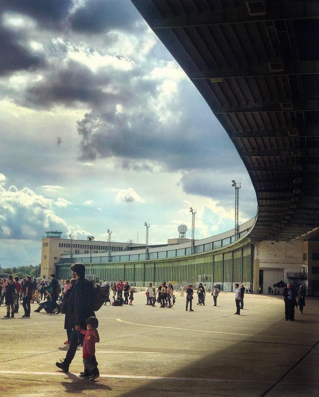 Tempelhof Berlin Berlino Instagram